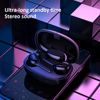 Wholesale cell phone cases for android online – custom t9s tws Earbuds Mini Wireless Bluetooth Earphones for android iPhone Bluetooth Headset Music TWS Earbuds With Charge Case for Smartphone