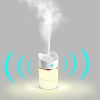 2020 Smart Air Humidifier 380ML Cat Introduction Light USB Aroma Air Diffuser Mini Intelligent Essential Oil Aromatherapy Mist Makers From Duoduo678,