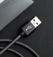 iphone şarj kabloları 3m toptan satış-10 Adet USB Kablosu için C Tipi Kablo 1 M 2 M 3 M 5 V 2.4A MFi Sertifikalı Hızlı Şarj Veri Kablosu Android için Şarj Kablosu