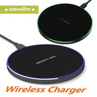 Wholesale aluminum alloy for sale for sale - Group buy hot sale Aluminum Alloy Wireless Charger Cell Phone Wireless Transmitter Applicable to Qi Fast Charging Wireless Charger
