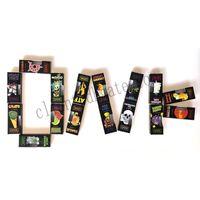 cloupor cloutank m4 vaporizer großhandel-Dank Vapes Patronen New Black Package Cereal Carts 1.0ml Keramikspule 510 Gewinde Dickölpatronen 54 Geschmacksrichtungen Leere Patronen