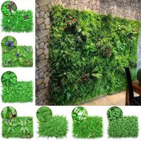 relva artificial para relvados venda por atacado-Lawn Artificial 40 x 60cm Ambiente Artificial flor de plástico Lawn Turf Artificial grama gramados Início Jardim Varanda Decoração