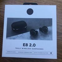 ohr kopfhörer kleinpaket großhandel-Beo-play E8 2.0 IN-EAR KABELLOSE Kopfhörer Kopfhörer mit MIC-Kopfhörern mit Verkaufspaket