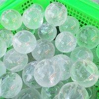ingrosso vendita di palline di cristallo di quarzo-Sfera di cristallo all'ingrosso naturale di cristallo di quarzo della roccia libera della sfera da vendere per la decorazione domestica