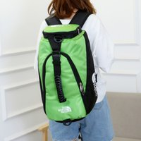 sacolas multifuncionais venda por atacado-Unisex NF Duffle Bag The North Marca Designer Mochilas Bolsa face Shoulder Bags Sports Viagem Bagagem Tote multifunções mochila B81201