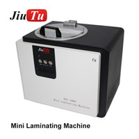 burbuja oca al por mayor-Jiutu 5 en 1 LCD OCA Vacuum Laminating Machine NO Bubble Machine OCA Laminator Machine para iPhone LCD Restaurar Reparación