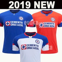 015da193e Nuovo arrivato 2019 2020 Mexico Club Cruz Azul Liga maglie di calcio MX 19/ 20 Home Blue Away White Football Shirts camisetas de futbol
