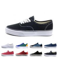 Wholesale top skate resale online - Top Fashion Wans THE WALL FEAR OF GOD old skool For men women canvas sneakers YACHT CLUB MARSHMALLOW fashion skate casual shoes