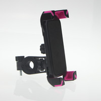 mobile phones accessories оптовых-Аксессуары для велосипеда Руль Клип Кронштейн для мобильного телефона Подставка для велосипеда Держатель для iPhone 4 4S 5 5s 6 6s plus Для Samsung huawei