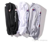 c kazak toptan satış-Japon sokak gelgit marka klasik simon büyük C mektup hoodie kazak erkekler ve kadınlar baskılı Kazak çift artı kaşmir TOPS