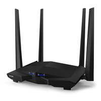 Wholesale wi fi for sale - Group buy Tenda AC10 Wireless Router Mbps GHz GHz Dual Band Wi Fi dBi Antennas