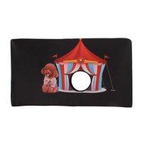 ingrosso tende alla moda-1 Pz Moda Elegante Moda Pet Finestra Auto Ombra Tenda Copertura per la sicurezza del cane da compagnia (Teddy House)