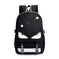 ingrosso borse a tracolla in nylon-Zaino del progettista di marca di nuovo modo Zaino di viaggio di lusso all'aperto stampato sacchetti di scuola per gli zaini degli studenti donne zaini borsa a tracolla doppia