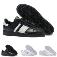 Wholesale punk sneakers women for sale - Group buy 2019 New Arrival Superstar Shoes Running Classic Mens And Women Superstars Best Selling Sneakers Skateboarding Black Casual Shoes