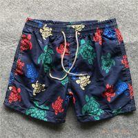 shorts de bain achat en gros de-Mens Surfing Beach Shorts Maillot de bain Short à séchage rapide Short de bain été Maillot de bain été Boardshorts Swinmwear M-2XL