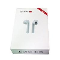 fones de ouvido brancos de maçã venda por atacado-TWS esportes sem fio Bluetooth 5.0 branco maxTws fones de ouvido intra-auriculares com caixa de carregamento para iphon xiaomi huawei