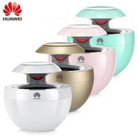 altavoz bluetooth cisne al por mayor-Huawei original Little Swan Bluetooth altavoz AM08 Huawei Honor AM08 cisne Altavoz portátil inalámbrico Bluetooth altavoz manos libres