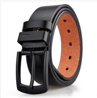 ingrosso numeri dei piedini-Commercio all'ingrosso un gran numero di nuovo design pin fibbia della cintura in PU, progettato per cintura in pelle PU marchio di moda maschile