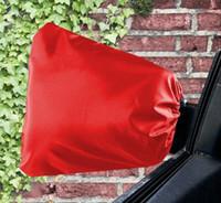 protetores de chuva do carro venda por atacado-Espelho retrovisor escudo Universal Car Side View Espelho Cobre Poeira Chuva Neve Gelo Capa Protetora Para Carros SUV EEA165