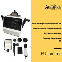Wholesale rf monopolar face lift machine for sale - Group buy Eu tax free Portable CET monopolar RF foupolar radio frequency machine for slimming
