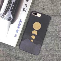 Wholesale Creative gift oil painting anti shock anti shock mobile phone protective case mobile phone case FOR iphone6 S X plus