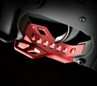 cobra de juguete al por mayor-AR caza al por mayor forma DHgate ampliada invierno Cobra Billet aluminio gatillo guardia para AR pistola juguetes envío rápido