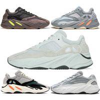 Wholesale tennis shoes free shipping for sale - Group buy Boost V2 Running Shoes Men Women Inertia Wave Runner Mauve Static Salt Geode Triple Black White Kanye West Sport Sneaker