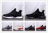 rebotar zapatillas al por mayor-2019 de calidad superior venta barata Alpha Bounce M V3 calzado deportivo 3 V3s negro blanco azul hombres mujeres al aire libre zapatillas de deporte tamaño 36-45
