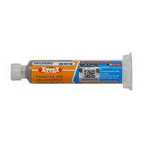 lehim kremi toptan satış-10cc İğne Lehim XG-Z40 Kalay Krem Kaynak Lehim BGA Akı için Lehimleme Kaynak Aracı Kaynakçı Onarım Tamir 1pc Yapıştır Şeklinde