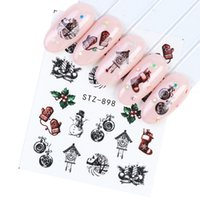 Nail Designs For Christmas 2019.Discount Christmas Snowflake Nail Designs Christmas