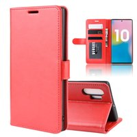Wholesale wallet alcatel online – custom For wiko sunny Plus Alcatel vodafone ONE plus Retro Flip Stand Wallet Leather Case Photo Frame Phone Protective Cover PU leather TPU cases