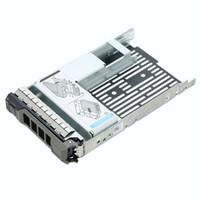 conector de disco duro portátil al por mayor-Unidad de disco duro portátil Adaptador Adaptador Bandeja del soporte del soporte del carrito de 3.5 pulgadas a 2.5 pulgadas SATA / SAS / SSD para Dell F238F Y004G 09W8C4
