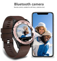 Wholesale new u8 smart watch for sale – best New Smart Watch SW98 Bluetooth Smart Watch HD Screen Motor Smartwatch With Pedometer Camera Mic For Android IOS PK DZ09 U8 In Box