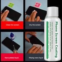 Wholesale coatings mobile resale online - Glass coating agent Rain Proof Anti fog Waterproof Glass Coating Agent For Car Bathroom Mobile Phone Screen