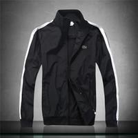 ropa de diseño coreano al por mayor-2019 diseñador de la marca chaqueta de los hombres del otoño del otoño nueva tendencia de la versión coreana de autocultivo ropa de herramientas guapo primavera chaqueta delgada