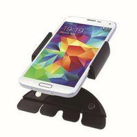 schlitzwagen gesetzt großhandel-Auto Auto CD Slot Mount Cradle Halter Ständer Set für Mobile Smart Handy GPS