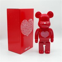 Wholesale art toys for sale - Group buy 11 quot Gloomy Bearbrick BB Be rbrick BRIAN Original Fake Street Art BASIC Art Craft ARTIST Vinyl Action Collectible Model Toy BOX CM Y18