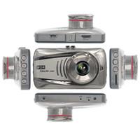 chips japoneses venda por atacado-FHD carro DVR 1080 P gravador de condução auto registrador câmera 3 polegadas tela NT96658 chip sensor de imagem Sony 170 ° super amplo ângulo de visão