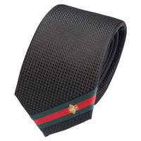 gravatas coloridas venda por atacado-2009 o desenhador de alta qualidade dos homens novos o laço oblíquo individual da listra coloriu o laço do lazer do negócio da correia da abelha