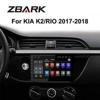 carro gps 2gb de bluetooth mp3 venda por atacado-Android 10.1 polegadas RAM 2 GB Car Radio Stereo Multimedia Player gps Bluetooth para KIA RIO K2 2017 2018 NO DVD TK0159 dvd do carro