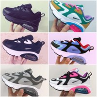 Wholesale free runing shoes for sale - Group buy Kids boys girls Athletic tn Shoes Free Runing Shoes Sneakers White Black Sports fashion Trainer shoes
