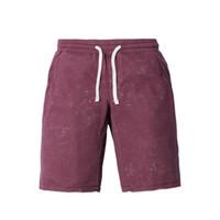 vêtement de sport vintage achat en gros de-Simwood 2019 été New Shorts Hommes Sportswear Confortable Vintage Mode Casual Sweat Pantalon Shorts Livraison Gratuite 180440 S430
