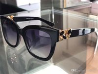 Wholesale frame sides for sale - Group buy New fashion women designer glasses JC MAGGIE side frame top quality anti UV lens legs with luxury diamonds and with original box