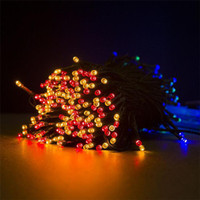 Wholesale solar led icicle christmas lights resale online - LED Solar String Lights Modes Starry Icicle Window Lights Wrap Lamp for Valentine Christmas Wedding Halloween Birthday Party Decorati