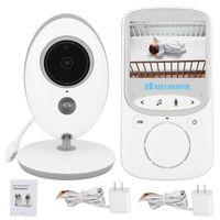 Wholesale Baby Monitor For Baby Safety VB605 Digital Wireless Monitor Night Temperature Sensor EU Plug V Night