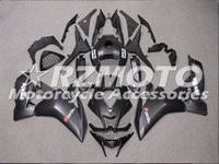 Wholesale aprilia rs125 bodywork for sale - Group buy 4Gifts New ABS Injection motorcycle Fairings Kits Fit For Aprilia RS125 bodywork set custom Matte black