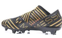 Wholesale shoes soccer for messi for sale - hot new Trainers messi FG football shoes Training Sneakers Messi Soccer online stores for sale Agility FG Sports shoe