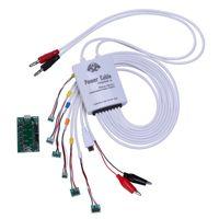 los teléfonos celulares actuales al por mayor-Fuente de alimentación Cable de prueba de corriente Tarjeta de activación de carga de batería para iPhone 6S 6 5S 5 Kit de herramientas de reparación de teléfonos celulares