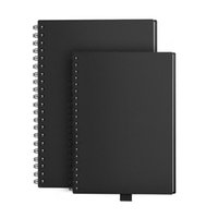 Wholesale notebook lined paper for sale - Group buy Erasable Notebook Paper Reusable Smart Wirebound Notebook Cloud Storage Flash Storage App Connection Notepad Lined With Pen