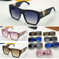 Wholesale polaroid sheets for sale - Group buy New luxury women sunglasses sheet square frame fashion simple and elegant style UV400 lens outdoor protective glasses With Original Box